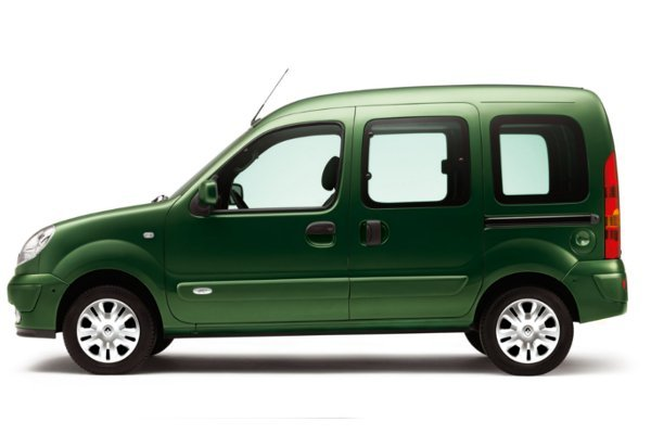 """Renault Kangoo - kolejny """"mistrz"""" w dziedzinie awaryjności - w kategorii 4 - 5 lat 23.2% aut miało usterki, w kategorii 6-7lat -29.4%, 10-11 lat aż 37.7%."""