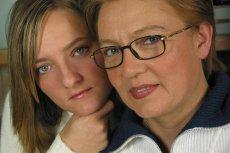 Agnieszka Czubówna-Bajrasz przez lata broniła się przed tym, by pójść w ślady matki.