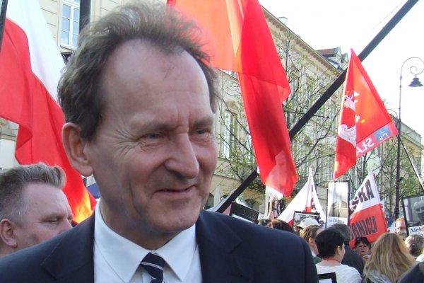 Poseł PiS, prof. Włodzimierz Bernacki.