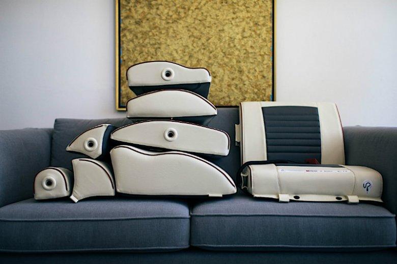 Modułowe urządzenie do wibroterapii RAm Vitberg+
