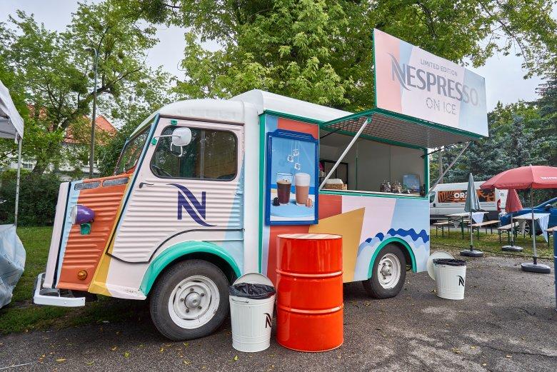 Coffee Truck Nespresso ruszył w Warszawę