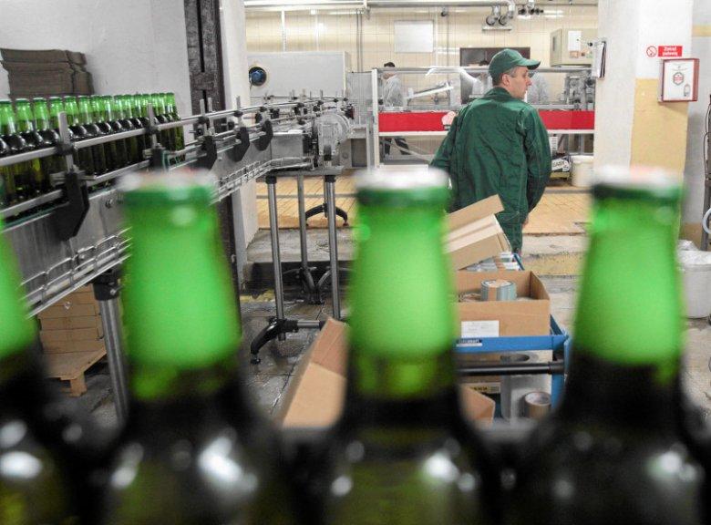 Rzeczywisty koszt surowców do produkcji piwka wynosi około 20 groszy.