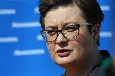 Funkcjonariusz Straży Marszałkowskiej groził śmiercią Katarzynie Lubnauer.