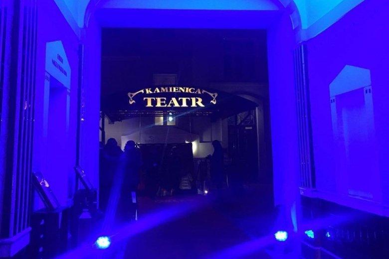 Teatr Kamienica w sylwestra otwiera 3 sceny