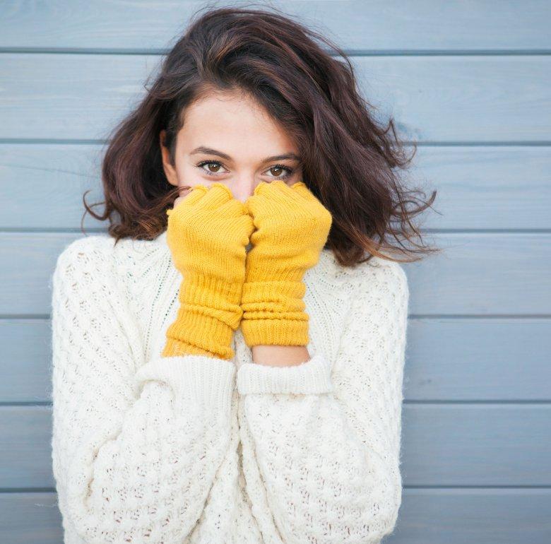 Nie ma nic lepszego na chłody jesieni jak prawdziwy, wełniany sweter!