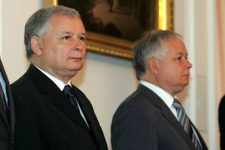 Zdaniem Wojciecha Maziarskiego Jarosław Kaczyński odcina się od dziedzictwa Lecha Kaczyńskiego w imię doraźnych interesów.