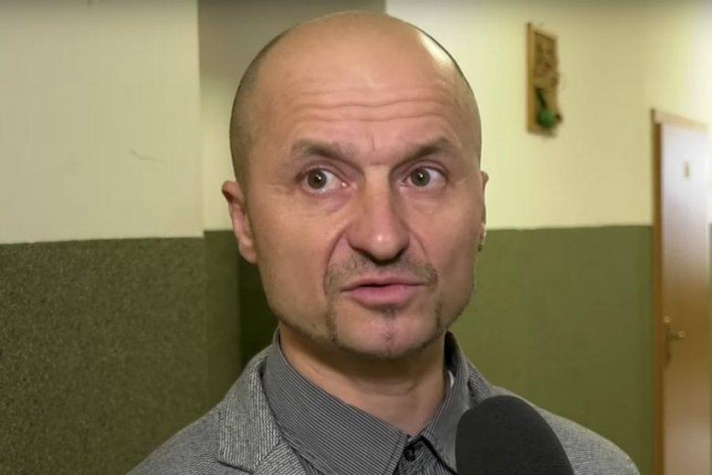 """Wiesław Bruzgo, kandydat PiS na burmistrza Suchowoli """"wsławił"""" się wulgarnymi wpisami, obrażającymi znanych ludzi."""