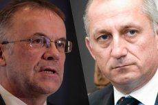 W Gdańsku o zwycięstwo będą walczyć między sobą Jarosław Sellin z PiS i Sławomir Neumann z KO.