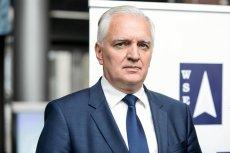 Jarosław Gowin stawia twarde warunki – chce być premierem. Wygląda na to, że obojętne, w jakim rządzie.