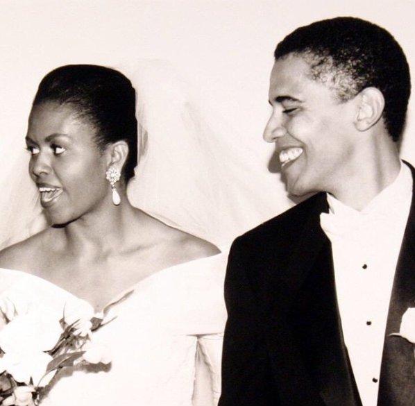 Ślub 44. Prezydenta Stanów Zjednoczonych