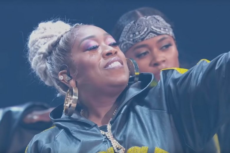 48-letnia Missy Elliott jest legendą amerykańskiego hip-hopu