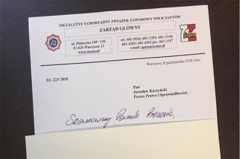 Związkowcy napisali nawet do Kaczyńskiego!