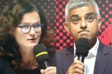 Aleksandra Dulkiewicz użyła niefortunnego określenia w stosunku do burmistrza Londynu Sadiqa Khana