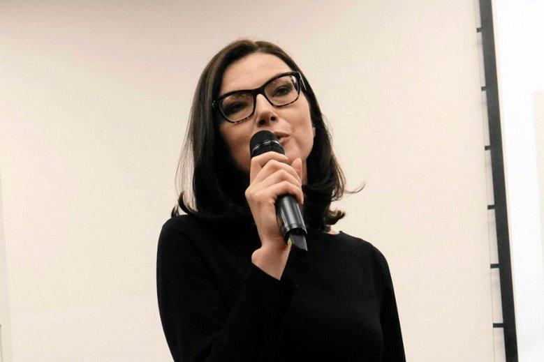 Wśród osób komentujących zatrzymanie nastolatków za jazdę na hulajnodze przy pomniku smoleńskim, była Eliza Michalik.