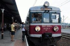 Pociąg zmierzający na ubiegłoroczny Przystanek Woodstock