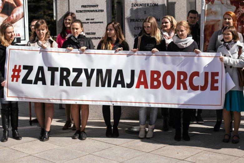 """Projekt """"Zatrzymaj aborcję"""" został pozytywnie zaopiniowany."""