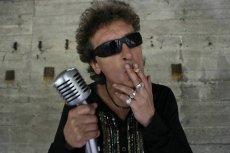 Janusz Panasewicz - muzyk, który umiłował też sport