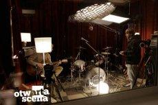 otwARTa Scena pozwala podgladać artystów podczas studyjnego nagrania
