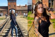 Tak, ludzie dalej pozują na tle obozu Auschwitz