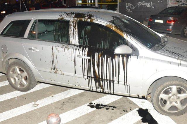 Kierowcy Ubera zaatakowani w Warszawie