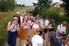 Pielgrzymi przerobili hit Sławomira.