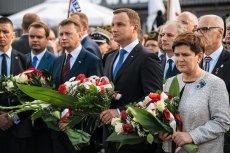 Ile Andrzej Duda, jako prezydent, wydał na kwiaty?