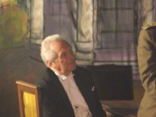 Czas honoru - Zadymiony Zdzisław Wardejn