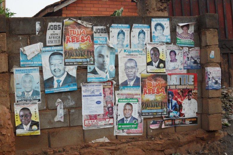 Przed wyborami w Ugandzie, jednym z krajów, którego system wyborczy opiera się na JOW-ach