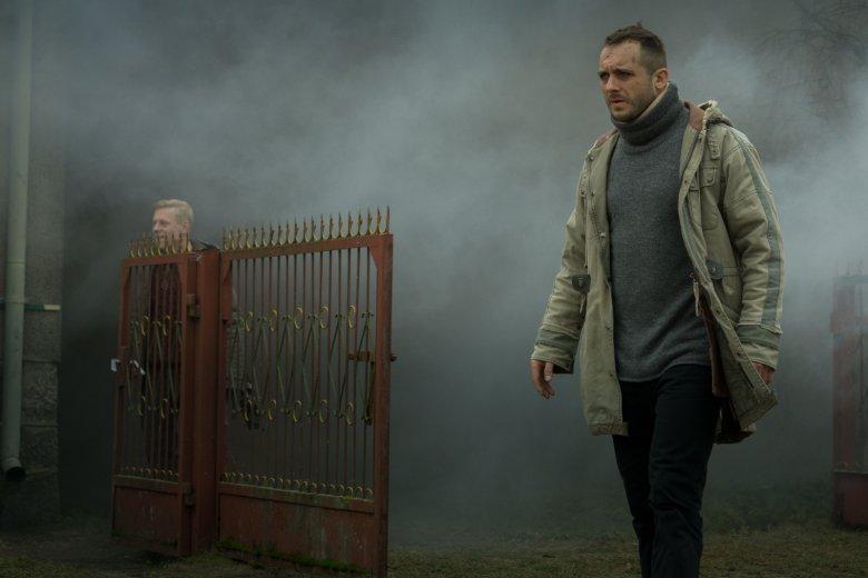 """""""KRUK. Szepty słychać po zmroku"""" to nowy polski serial wyprodukowany przez Canal+. Akcja mrocznego thrillera toczy się na Podlasiu"""