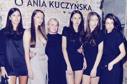 Ania Kuczyńska, wiosna-lato 2013