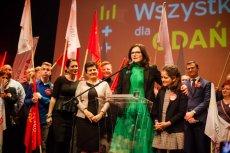 Andrzej Gwiazda usprawiedliwia groźby kierowane pod adresem Aleksandry Dulkiewicz.