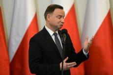 Andrzej Duda zaskarżył do TK senacką poprawkę gwarantującą dożywotnie zatrudnienie na uczelniach sędziom TK, NSA i SN.