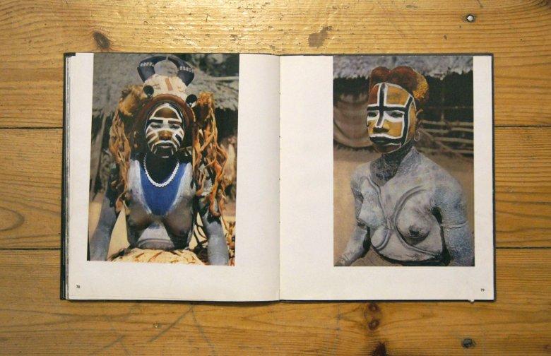 Dominique Darbois – Afrika tanzt [Artia, Praha 1962]