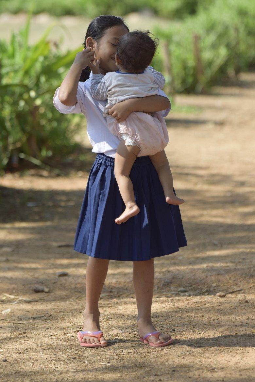 Przyszłość Kambodży • fot. Tomasz Biernacki