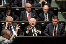 Sejm przegłosował wolne w dniu 12 listopada. Nie obeszło się bez awantury.