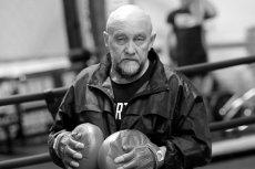 Andrzej Gmitruk zginął w pożarze. Miał 67 lat.