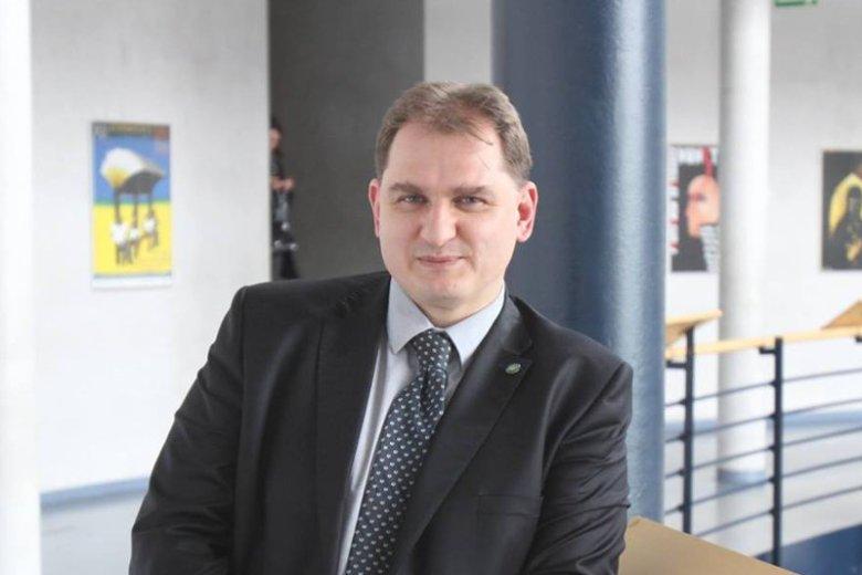 Profesor Jacek Barcik kandyduje do Sądu Najwyższego, ale nie chce w nim orzekać. W taki sposób chce bronić niezależności sądów.