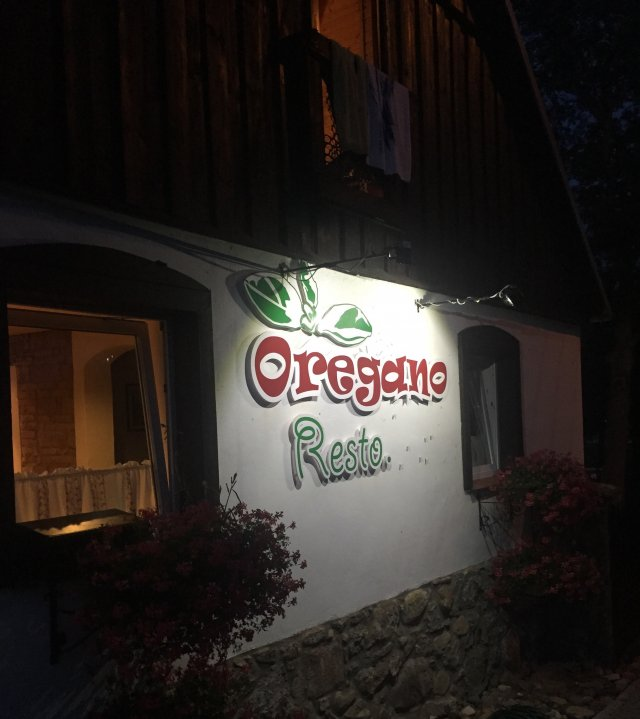 Restauracja Oregano - Kozin