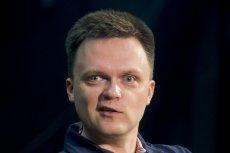 """Szymon Hołownia opowiedział o księdzu, który zobaczył zwiastun """"Kleru""""."""
