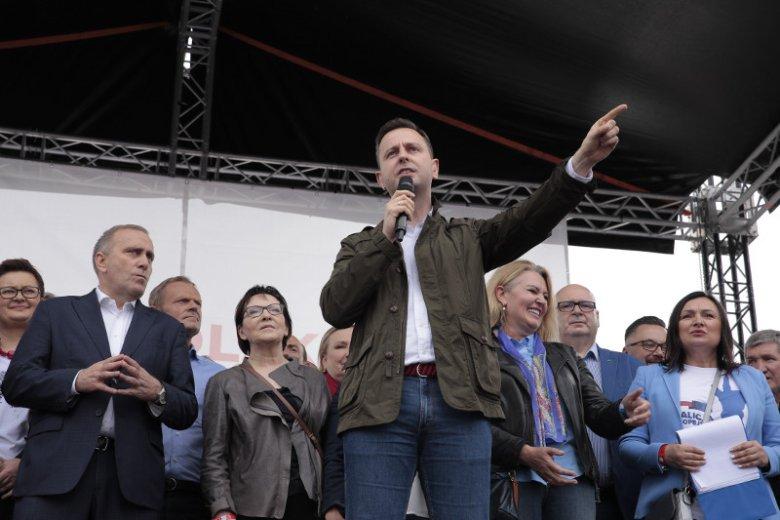 Władysław Kosiniak-Kamysz zrobił przytyk w stronę Wiosny Roberty Biedronia.