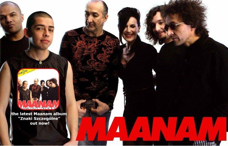 Zespół Maanam