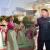 Kim Dzong Un miałtym razem gest.