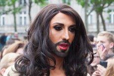 Conchita Wurst nie czuje się ikoną LGBT.