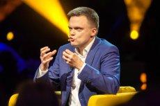 Szymon Hołownia uzyskał w najnowszym sondażu prezydenckim aż 16 proc. poparcia. Dziennikarz znalazł się tuż za Małgorzatą Kidawą-Błońską.