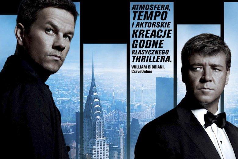 """Mark Wahlberg i Russell Crowe w filmie """"Władza"""""""