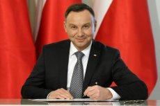 Andrzej Duda podpisał ustawę o obniżce wynagrodzeń posłów i senatorów.
