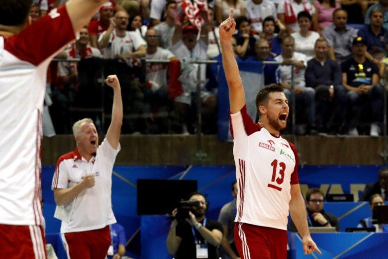 Polscy siatkarze zajęli drugie miejsce w Pucharze Świata.
