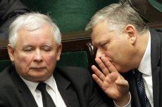 Marek Suski to jeden z najwierniejszych współpracowników Jarosława Kaczyńskiego.