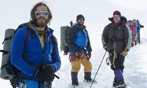 """""""Everest"""" - opowieść o tragedii z maja 1996 roku"""