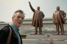 Michael Palin opisał swoje przygody w Korei Północnej.